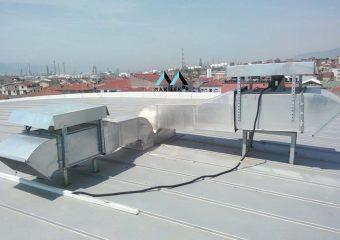 Antalya Havalandırma Sistemleri
